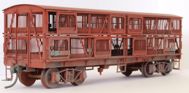 LL Sheep Wagon