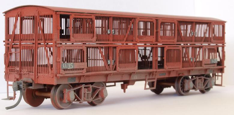 LL Sheep Wagon
